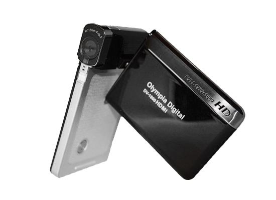 Olympia Digital DV-1800 HD Camcorder